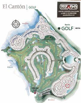 El Canton, Golf 100