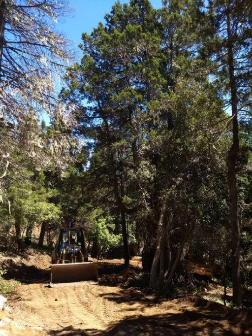 Camino al Cerro Otto