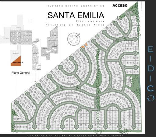 Santa Emilia, Lote 250