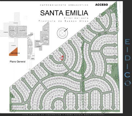 Santa Emilia, Lote 228