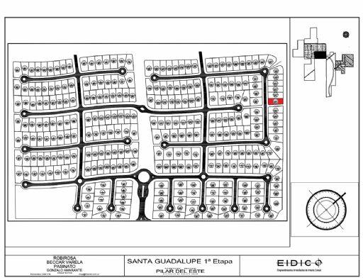 Santa Guadalupe, Lote 172