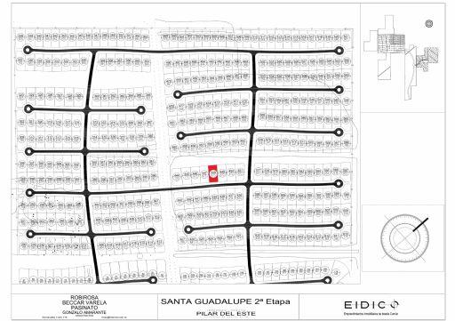 Santa Guadalupe, Lote 448