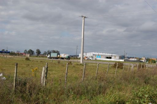 Ruta 39 frente al hipódromo