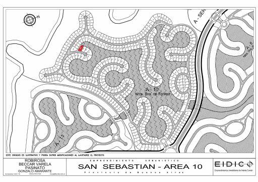 Area 10 Nuestra Señora de Fatima, LOTE 264