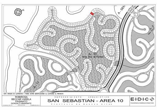 Area 10 Nuestra Señora de Fatima, LOTE 93