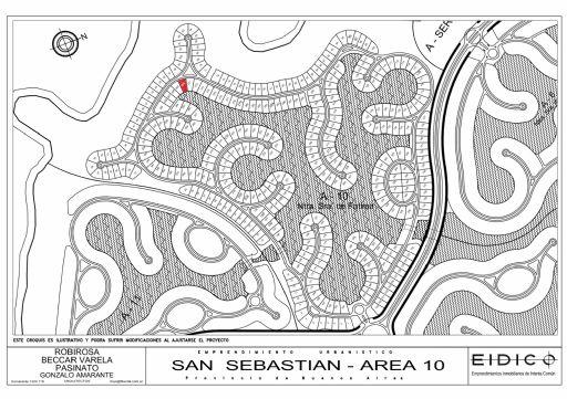 Area 10 Nuestra Señora de Fatima, LOTE 270