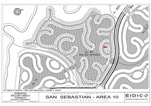 Area 10 Nuestra Señora de Fatima, LOTE 343