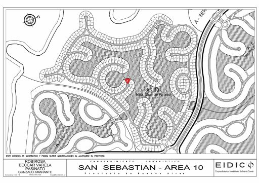 Area 10 Nuestra Señora de Fatima, Lote 202