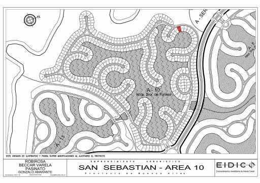 Area 10 Nuestra Señora de Fatima, Lote 111