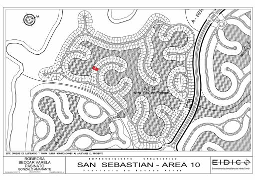 Area 10 Nuestra Señora de Fatima, Area 10 235