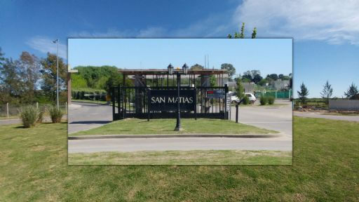 BARRIO SAN MATIAS 158 AREA 1
